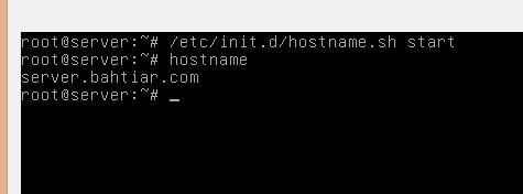 How to Configure DNS Server in linux