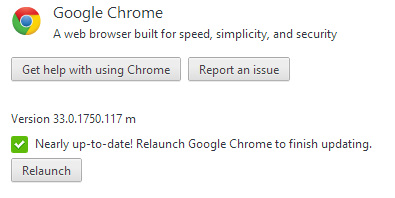 Fix Google chrome updates are disabled by the administrator